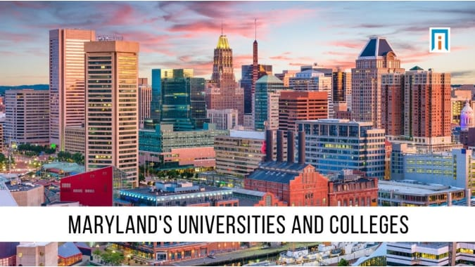 Universities and Colleges in Maryland