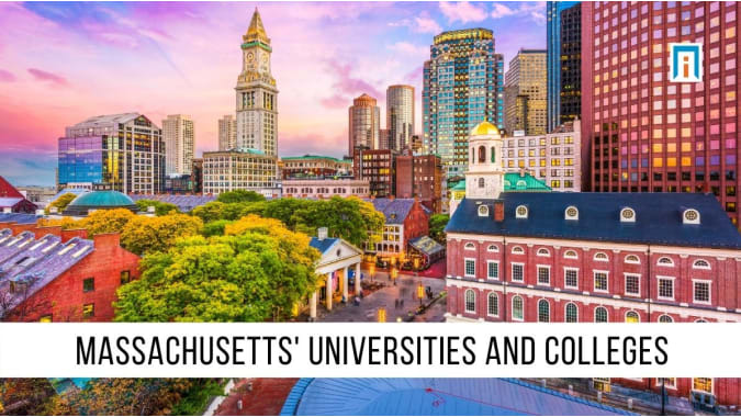 Universities and Colleges in Massachusetts