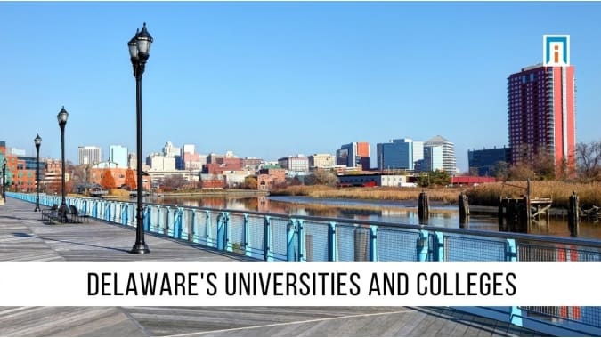 Universities and Colleges in Delaware