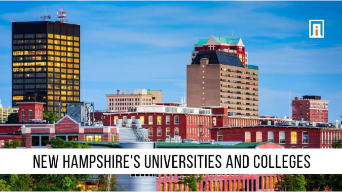 Universities and Colleges in New Hampshire