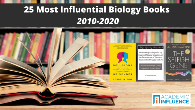 25 Most Influential Biology Books 2010–2020