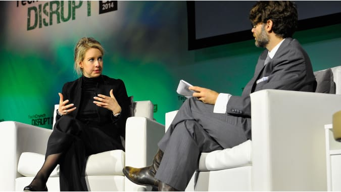 Even Superstar Students Need Help: The Cautionary Tale of Elizabeth Holmes