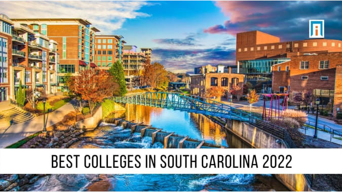 South Carolina's Best Colleges & Universities of 2021