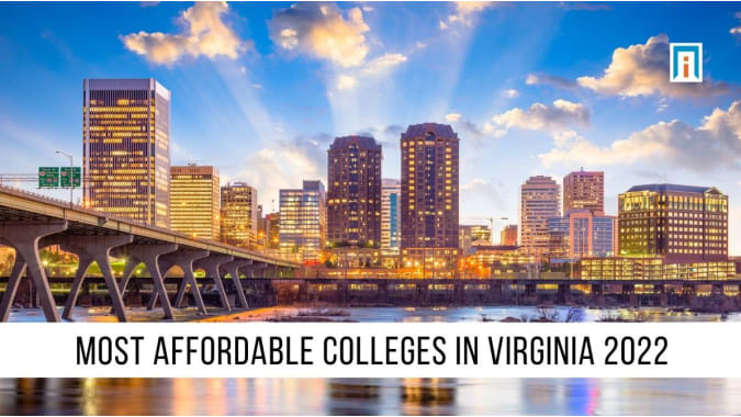 Virginia's Most Affordable Colleges & Universities of 2021
