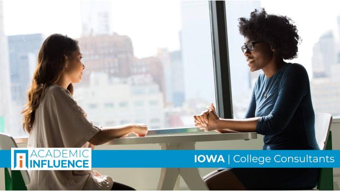 College Consultants in Iowa