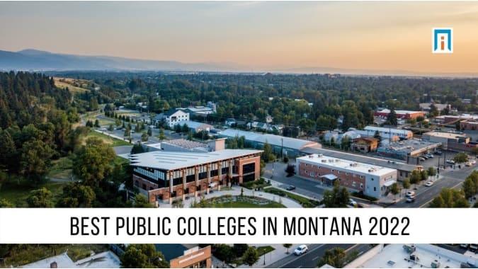 Montana's Best Public Colleges & Universities of 2021