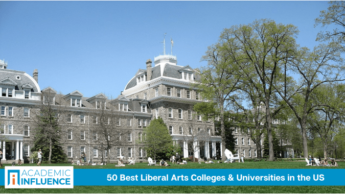 50 Best Liberal Arts Colleges and Universities of2021