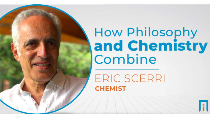 How philosophy and chemistry combine | Interview with Dr. Eric Scerri