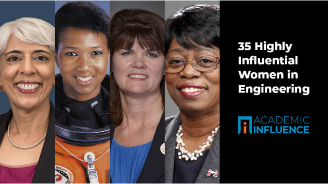 Highly Influential Women in Engineering Today