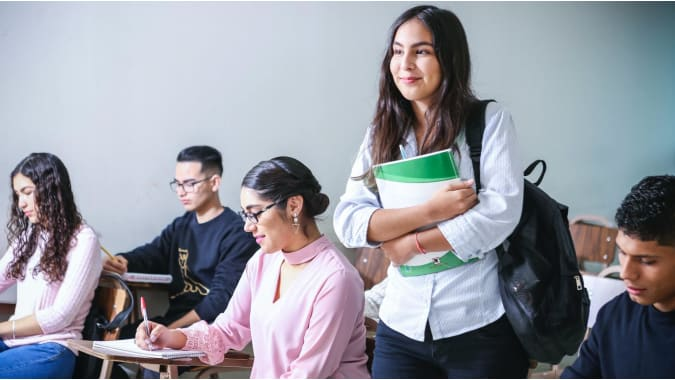Guide to College for International Students