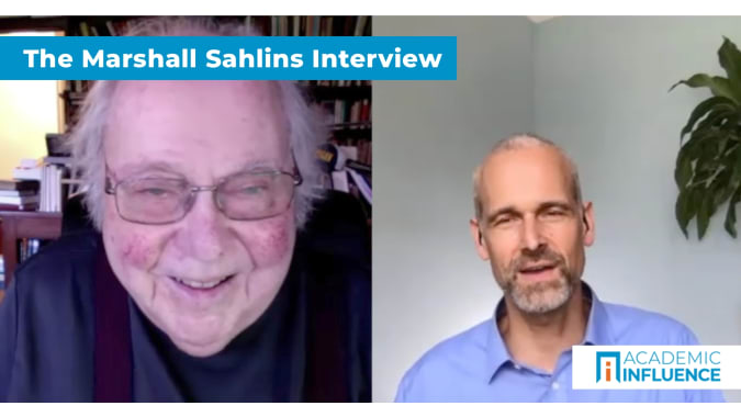 How anthropology intersects politics   Interview with Dr. Marshall Sahlins