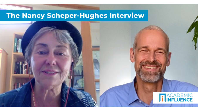 How anthropologists connect with human suffering    Interview with Dr. Nancy Scheper-Hughes