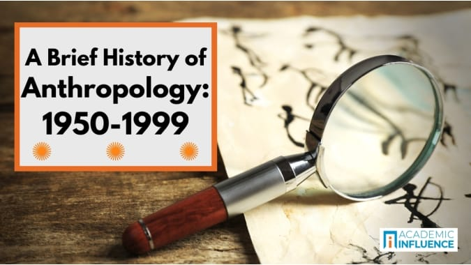 anthropology-history-1950-1999