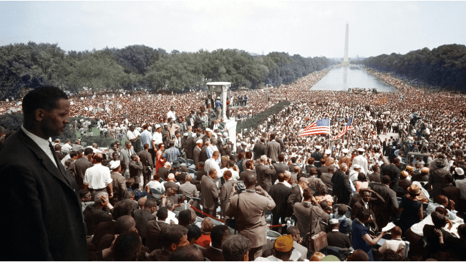 Controversial Topic: Civil Rights