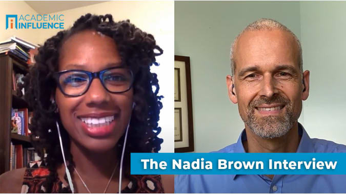 How Black women think differently about politics | Interview with Dr. Nadia Brown