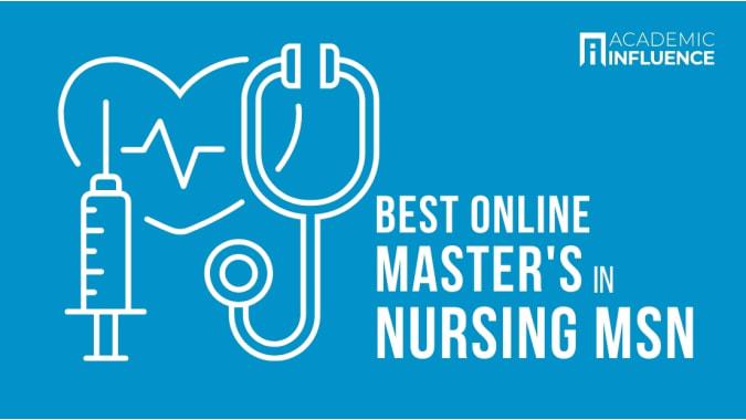 Best Online Master's in Nursing MSN