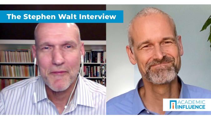How effective is American foreign policy? | Interview with Dr. Stephen Walt
