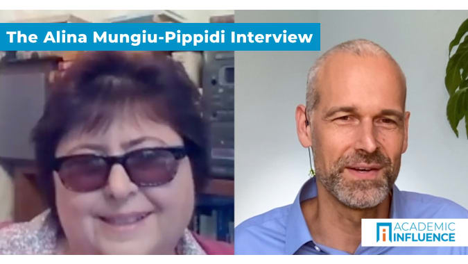 How to think like a revolutionary and establish freedom | Interview with Dr. Alina Mungiu-Pippidi