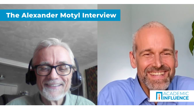 How weakness afflicts Russia today   Interview with Dr. Alexander Motyl