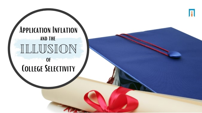 Application Inflation and the Illusion of College Selectivity