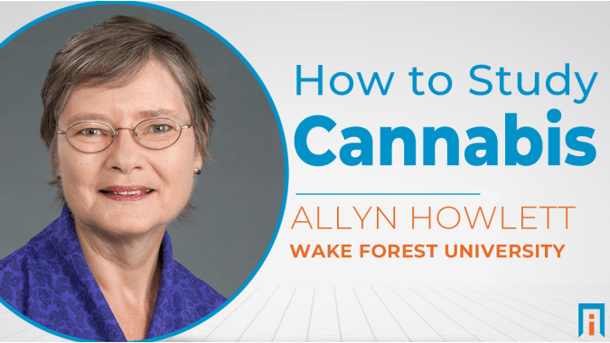 How to Study Cannabis | Interview with Dr. Allyn Howlett