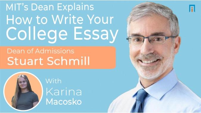 interview/stuart-schmill-admissions-karina