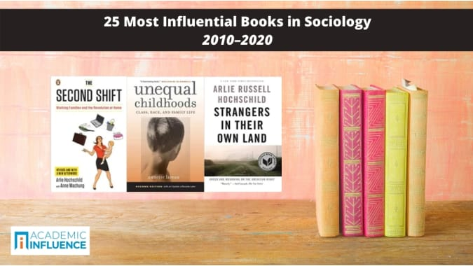 25 Most Influential Books in Sociology 2010-2020