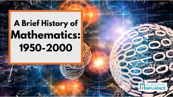 mathematics-1950-2000