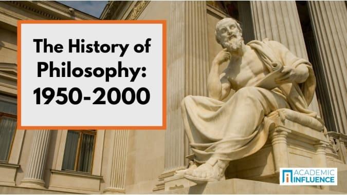 philosophy-1950-2000