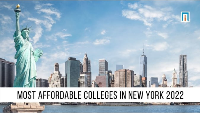 New York's Most Affordable Colleges & Universities of 2021