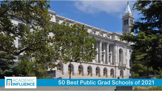 50 Best Public Grad Schools of 2021