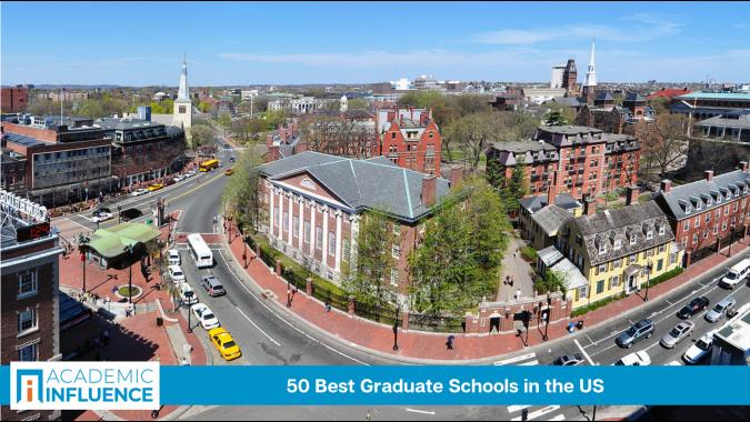 50 Best Graduate Schools of 2021