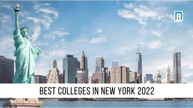 New York's Best Colleges and Universities of 2021