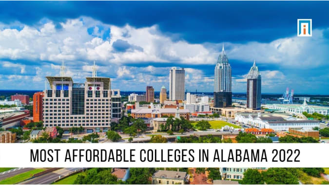 Alabama's Most Affordable Colleges & Universities of 2021
