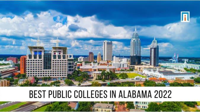 Alabama's Best Public Colleges & Universities of 2021