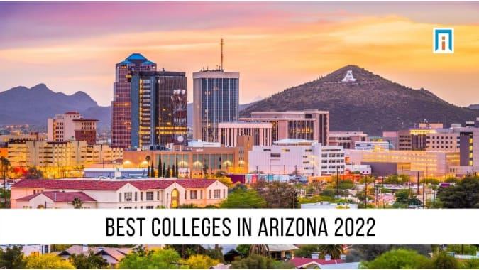 Arizona's Best Colleges & Universities of 2021