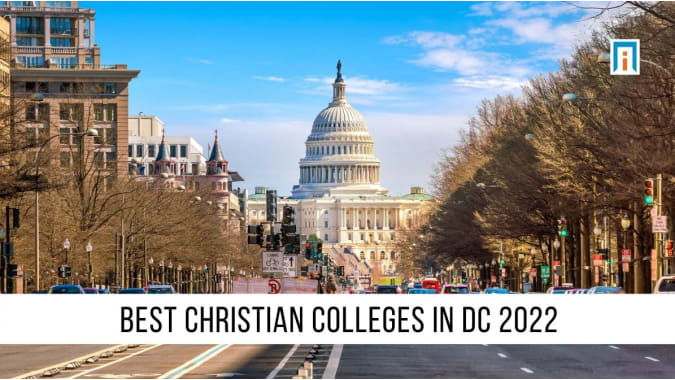 DC's Best Christian Colleges & Universities of 2021