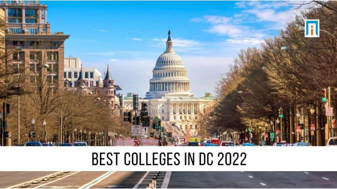 DC's Best Colleges & Universities of 2021