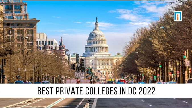 DC's Best Private Colleges of 2021