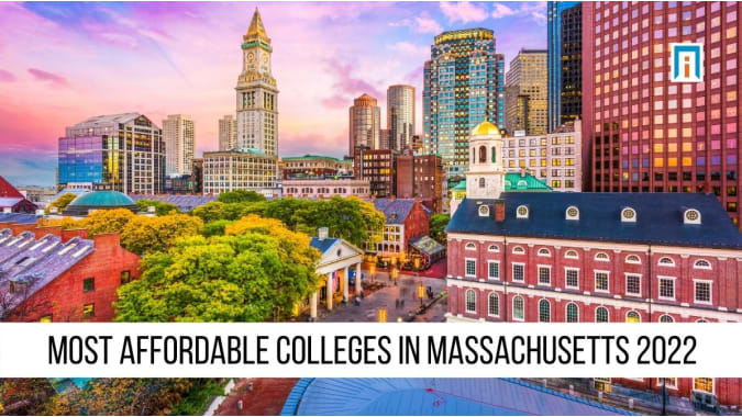 Massachusetts' Most Affordable Colleges and Universities of 2021
