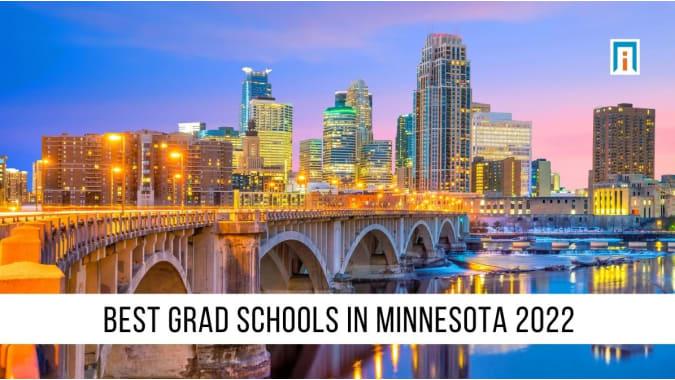 Minnesota's Best Graduate Schools of 2021