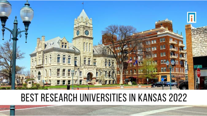 Kansas's Best Research Universities of 2021