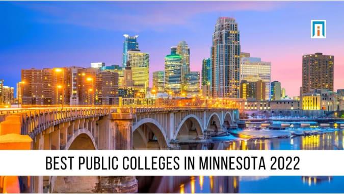 Minnesota's Best Public Colleges & Universities of 2021