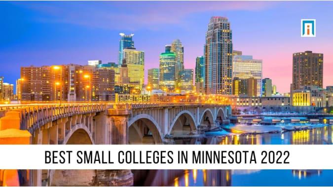 Minnesota's Best Small Colleges & Universities of 2021