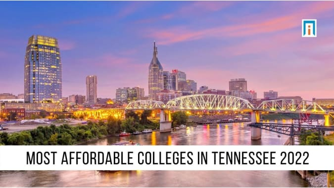 Tennessee's Most Affordable Colleges & Universities of 2021