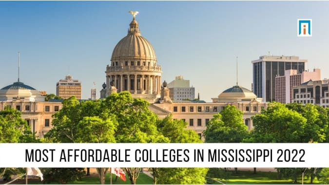 Mississippi's Most Affordable Colleges & Universities of 2021