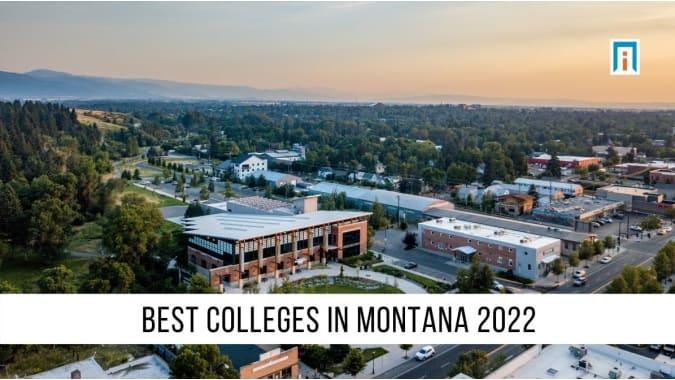 Montana's Best Colleges & Universities of 2021