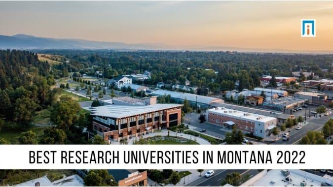 Montana's Best Research Universities of 2021