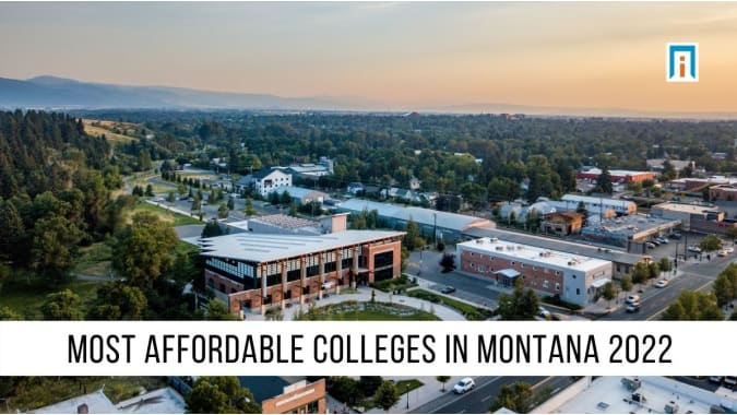 Montana's Most Affordable Colleges & Universities of 2021
