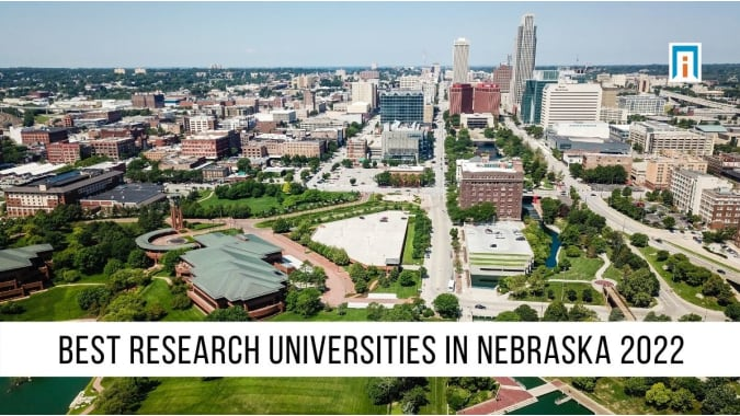 Nebraska's Best Research Universities of 2021